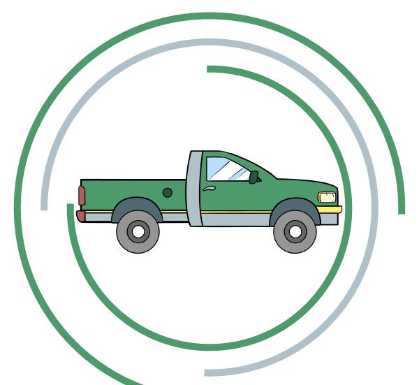 Как нарисовать грузовик с прицепом поэтапно – Рисунок ...