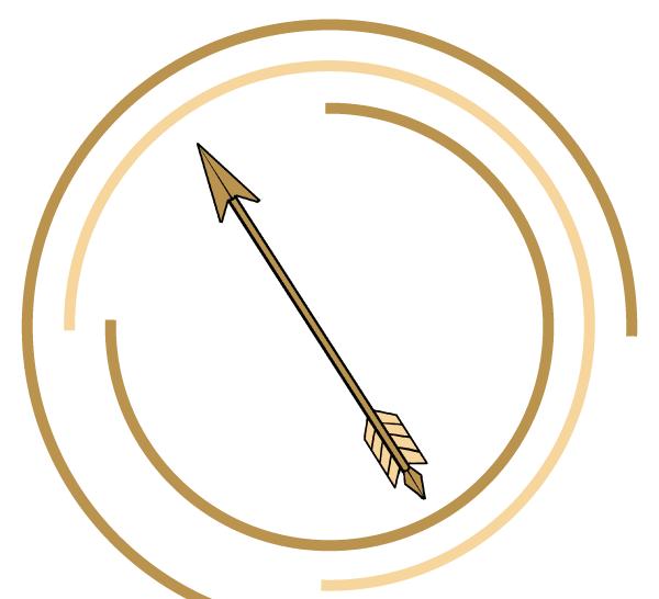 Рисунок стрела